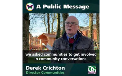 Dumfries & Galloway Council Video Highlights Catherine Street Inclusive Play Park